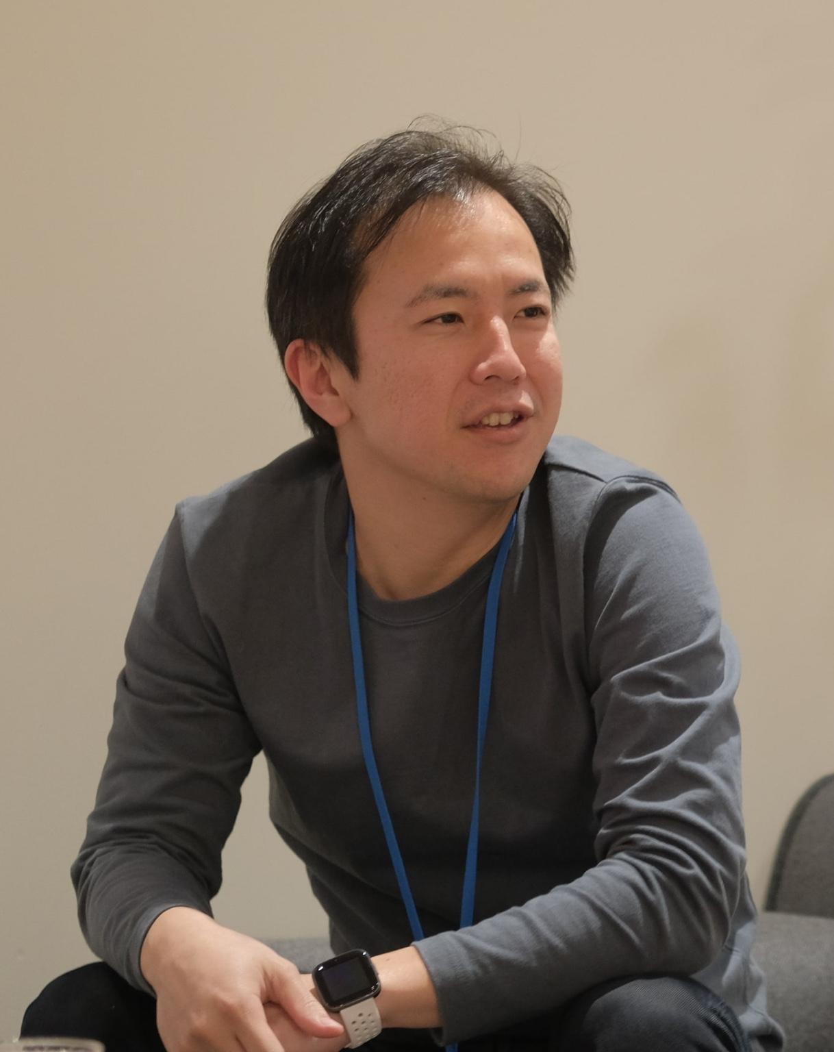 株式会社クラビス CTO 横井 朗