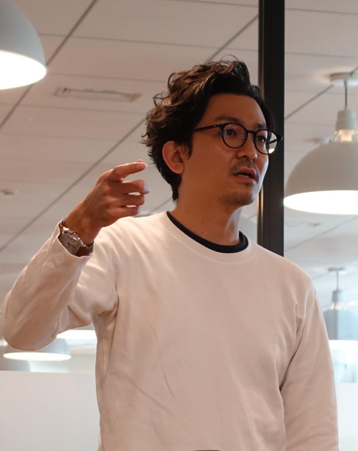 株式会社クラビス CEO 菅藤 達也
