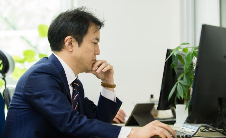 取締役CTO 横井 朗