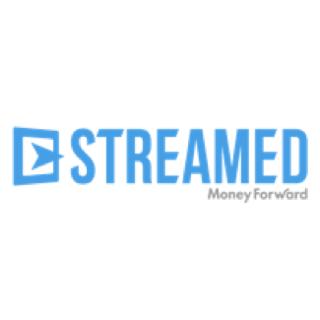 ストリームドのロゴ